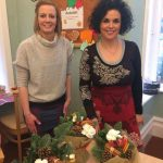 Jude and Lynsey from Harlequin florists