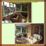 The conservatory now known as the 'Garden Room'.