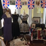Vintage fashion display May 2017